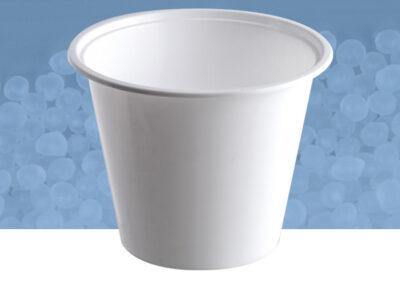 Raccoglisiero da 250/300 g bianco
