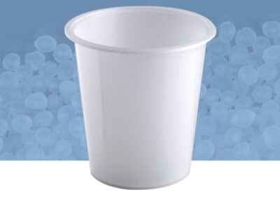 Raccoglisiero da 500 g bianco
